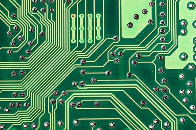 IT Digitalisierung Halbleiter Technologie Technik