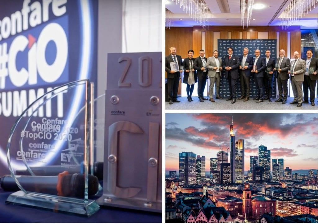 Der CIO OF THE DECADE Award